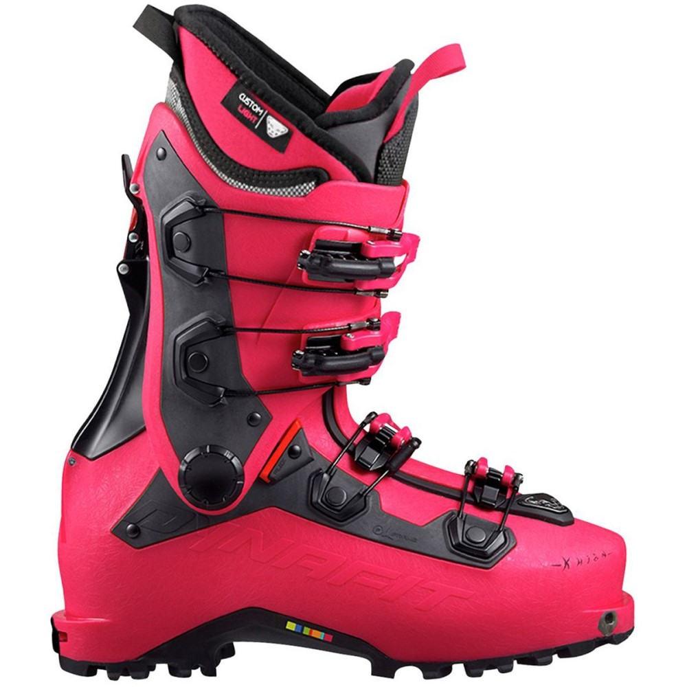 ダイナフィット レディース スキー・スノーボード シューズ・靴【Beast Ski Boot】Pink/Black