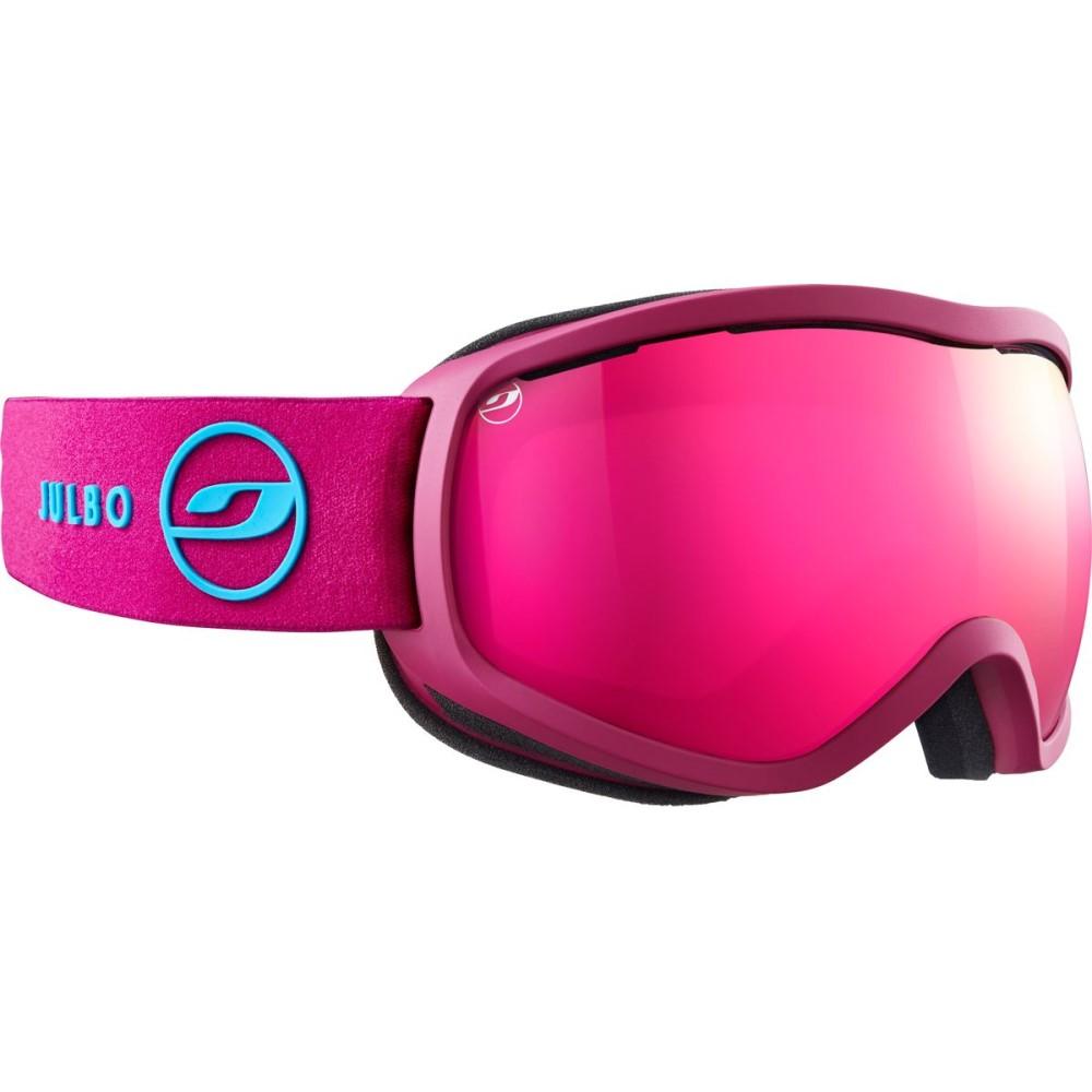 ジュルボ レディース スキー・スノーボード ゴーグル【Equinox Goggles - Spectron】Pink/Pink Flash
