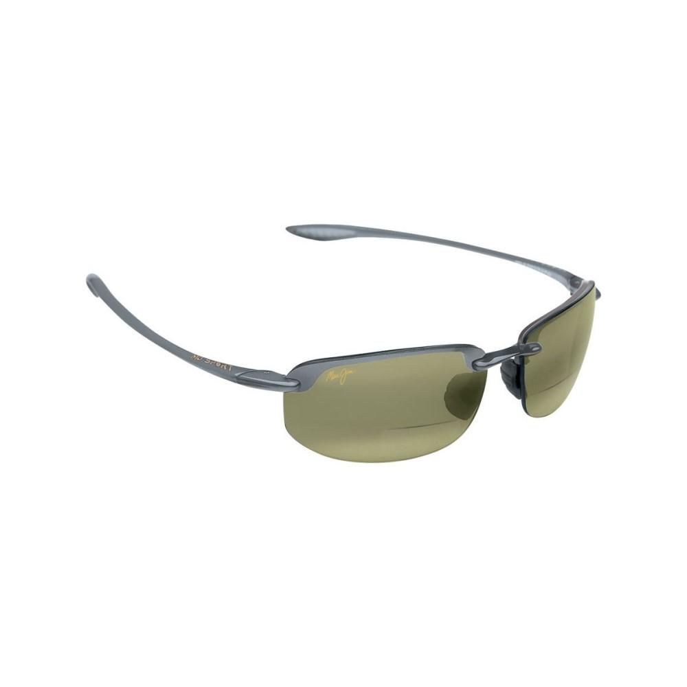 マウイジム レディース メガネ・サングラス【Ho'okipa MauiReaders Sunglasses - Polarized】Smoke Grey/High Transmission