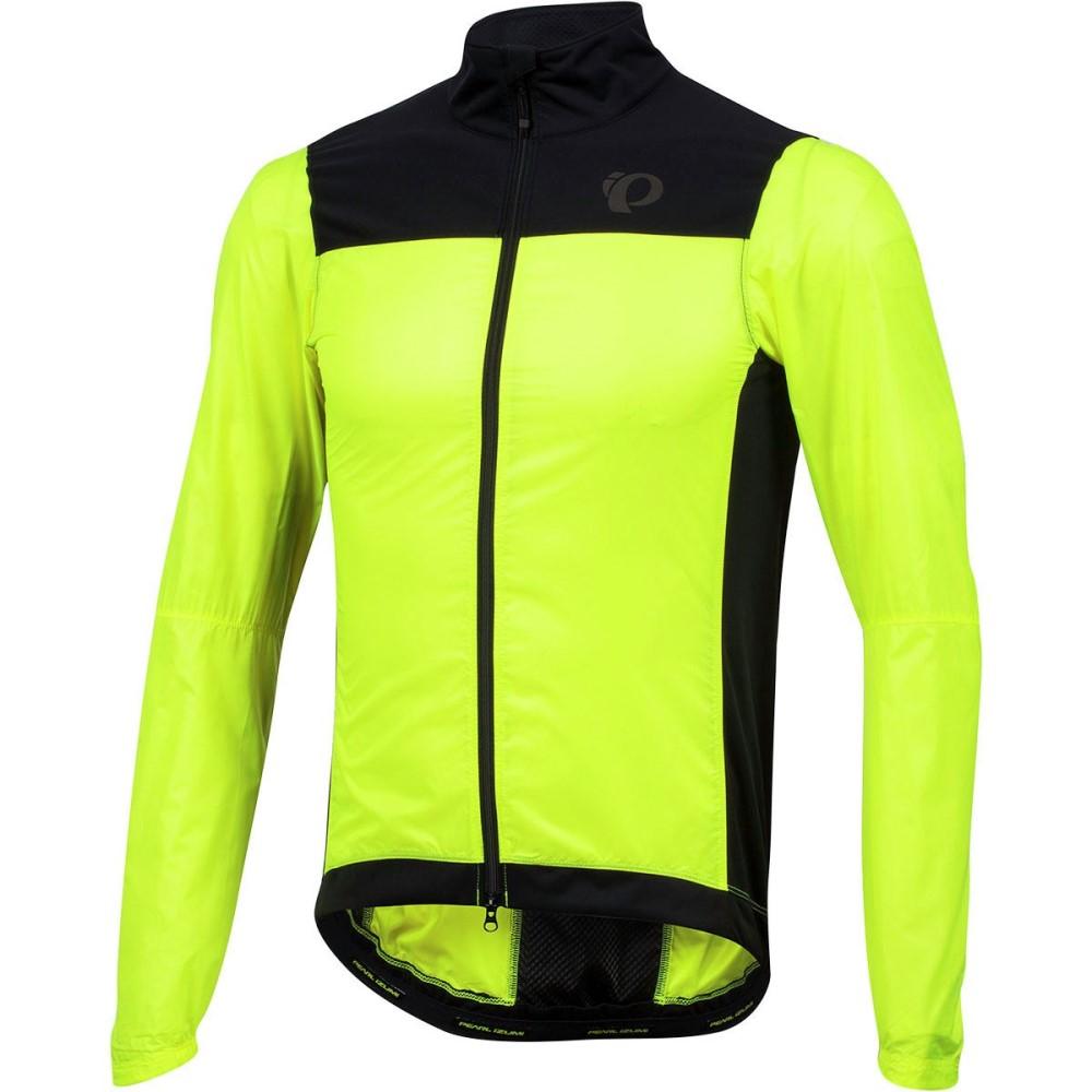 パールイズミ メンズ 自転車 アウター【P.R.O. Barrier Lite Jackets】Screaming Yellow