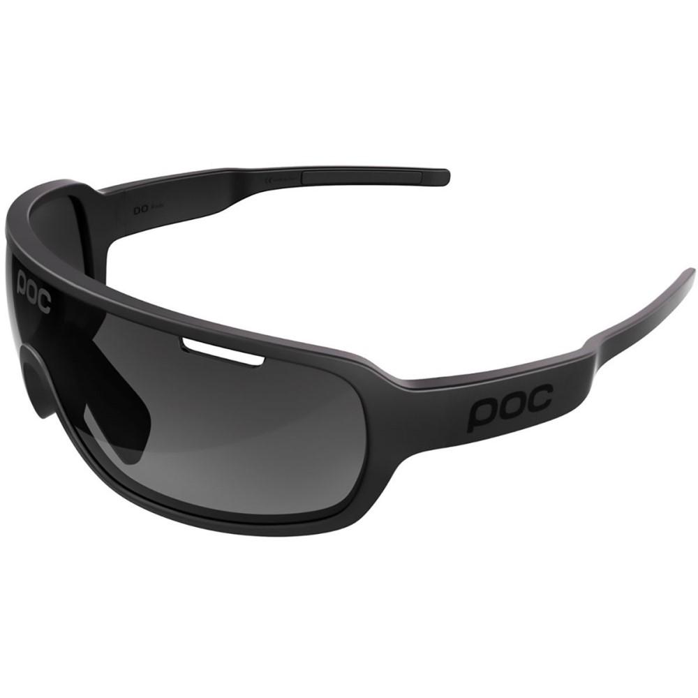 ピーオーシー レディース ファッション小物 スポーツサングラス Uranium Black 秀逸 サイズ交換無料 Raceday DO Sunglasses Blade 定価