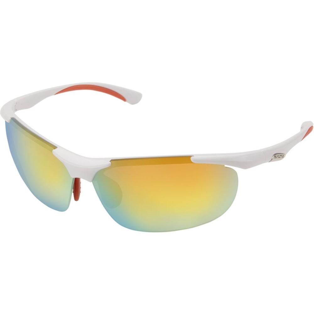 サンクラウド レディース スポーツサングラス【Whip Sunglasses - Polarized】White/Inter/Contrast