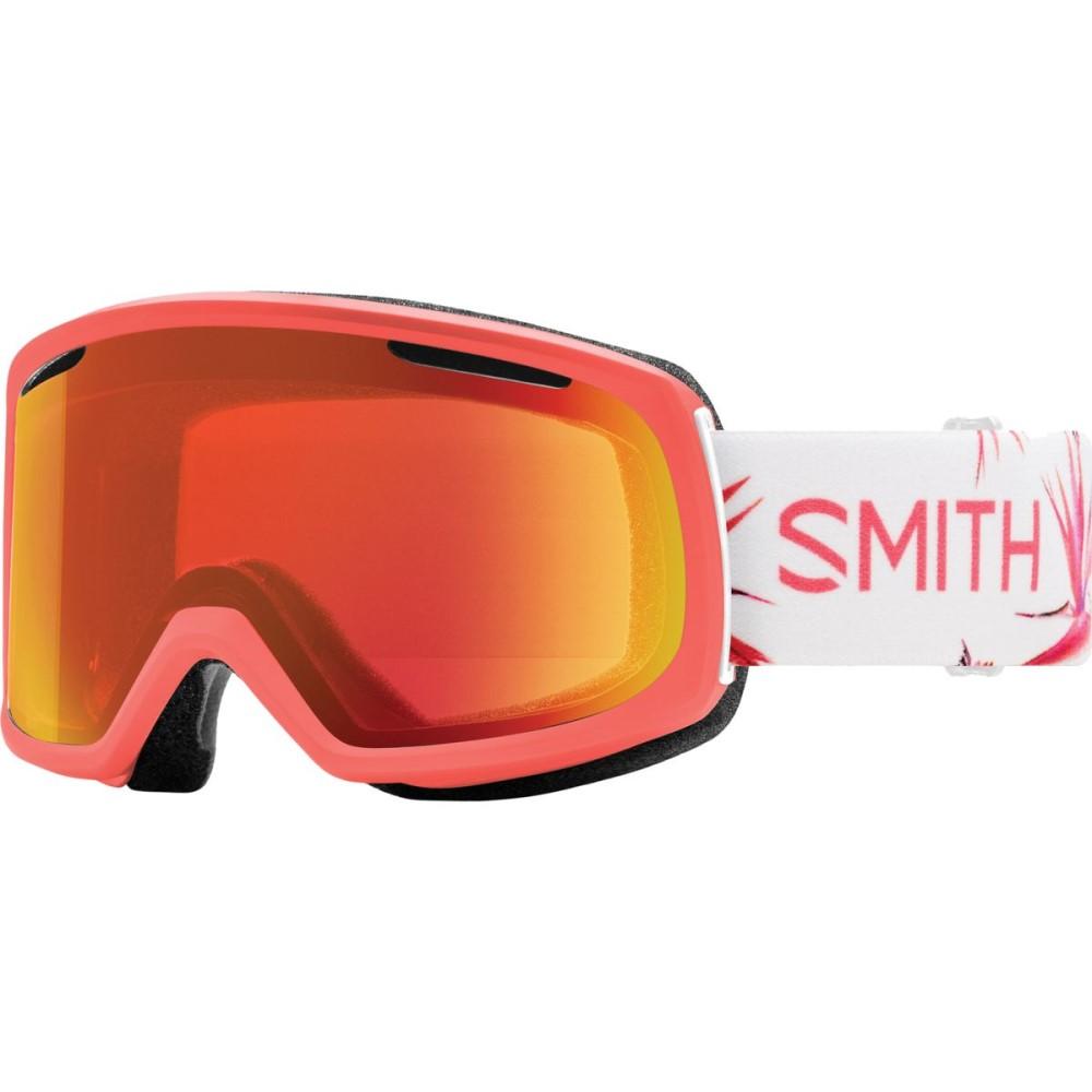 スミス レディース スキー・スノーボード ゴーグル【Riot ChromaPop Goggles with Bonus Lens】Sunburst Zen/Chromapop Everyday Red Mirror/Yellow