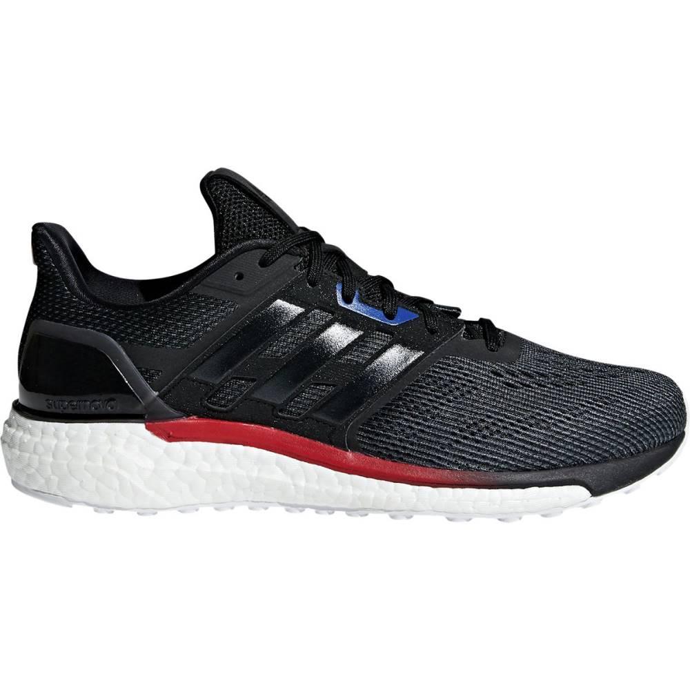 アディダス メンズ ランニング・ウォーキング シューズ・靴【Supernova Running Shoes】Core Black/Core Black/Footwear White