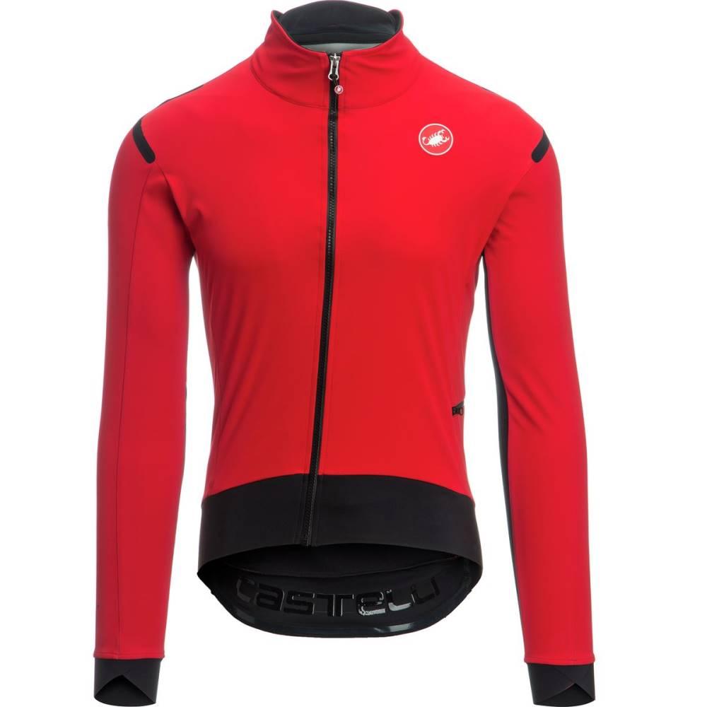 カステリ メンズ 自転車 トップス【Alpha ROS Limited Edition Jerseys】Red/Black