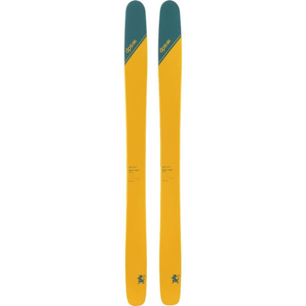 ディーピーエス スキー メンズ スキー・スノーボード ボード・板【Wailer 112RP2 Tour1 Ski】Tribeca Yellow