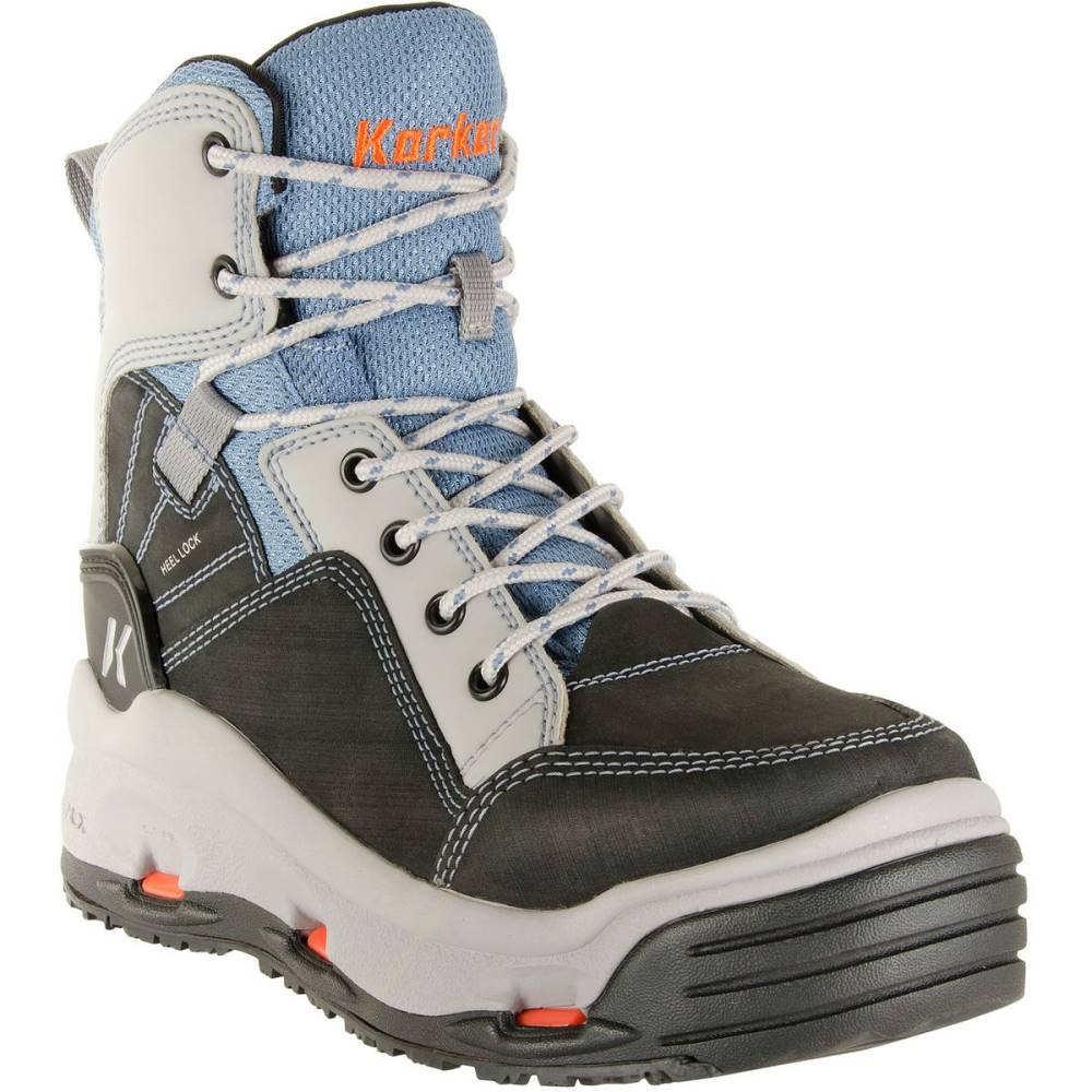 【最安値挑戦!】 コーカーズ Wading レディース 釣り・フィッシング Kling-On シューズ・靴【Buckskin Mary レディース Wading Boot】Kling-On/Studded Kling-On Soles, おくりものマルシェ:671e7ea0 --- canoncity.azurewebsites.net