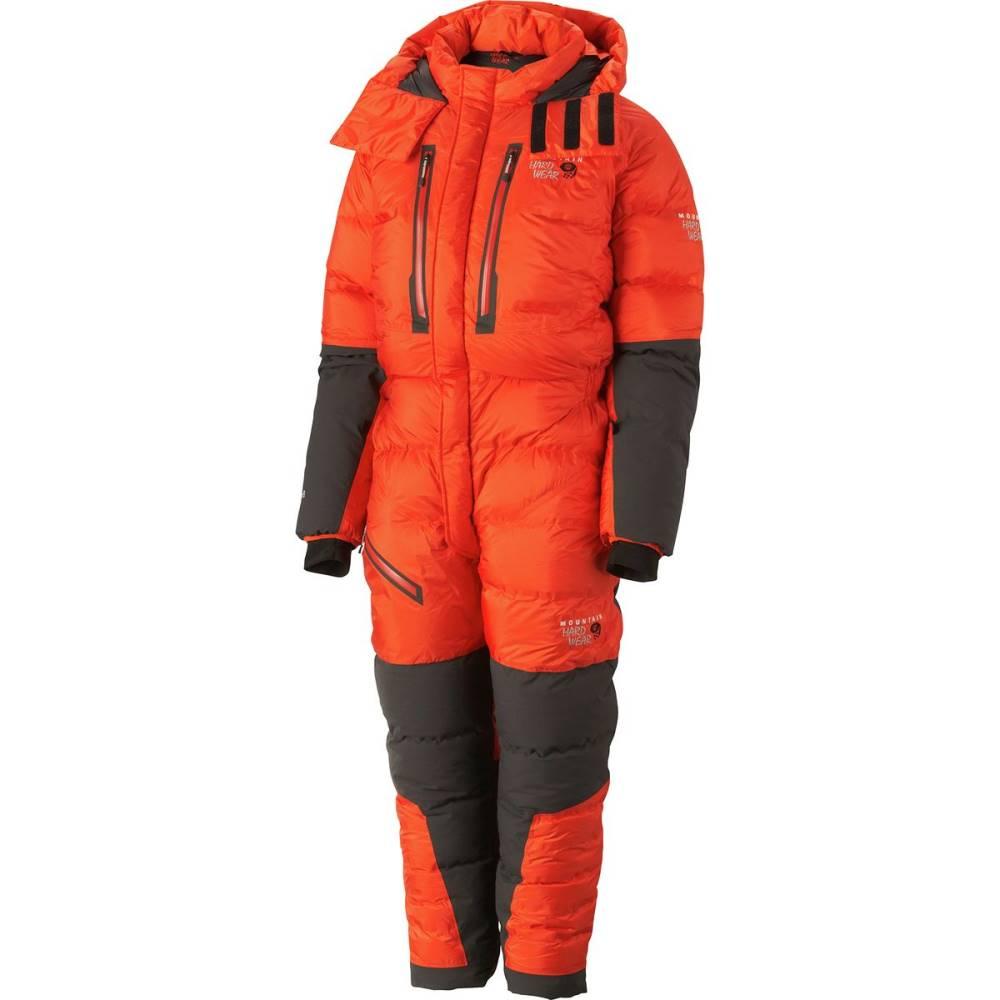 マウンテンハードウェア メンズ スキー・スノーボード アウター【Absolute Zero Down Suits】State Orange