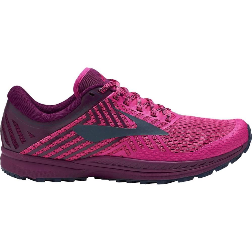 ブルックス レディース ランニング・ウォーキング シューズ・靴【Mazama 2 Trail Running Shoe】Pink-Plum-Navy