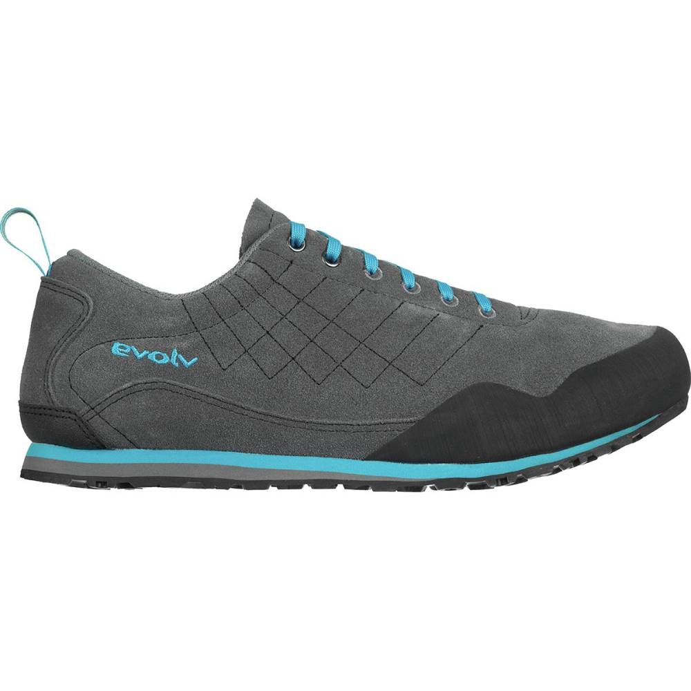 最高の イボルブ メンズ Shoes】Gray ハイキング・登山 シューズ・靴【Zender ハイキング・登山 Approach Shoes Approach】Gray, ジュエリーコタニ:d4dac6a5 --- masaks.xyz