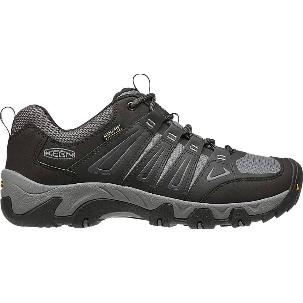キーン メンズ ハイキング・登山 シューズ・靴【Oakridge Waterproof Hiking Shoes】Magnet/Gargoyle