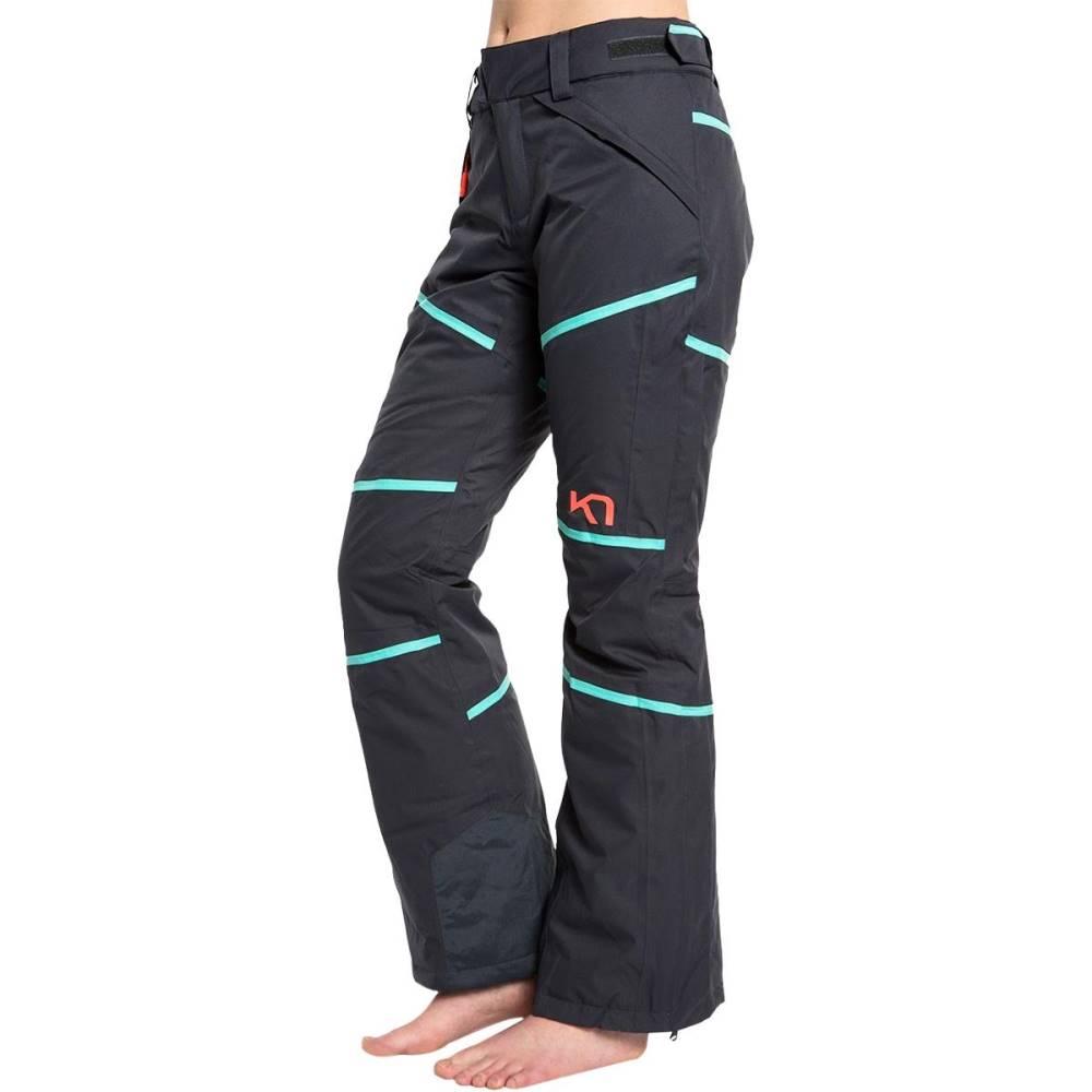 カリ ツラー レディース スキー・スノーボード ボトムス・パンツ【Corked Pant】Ebony