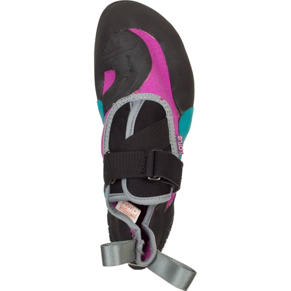 Purple マッドロック Teal/ 【Lotus Climbing Shoe】 シューズ・靴 レディース クライミング