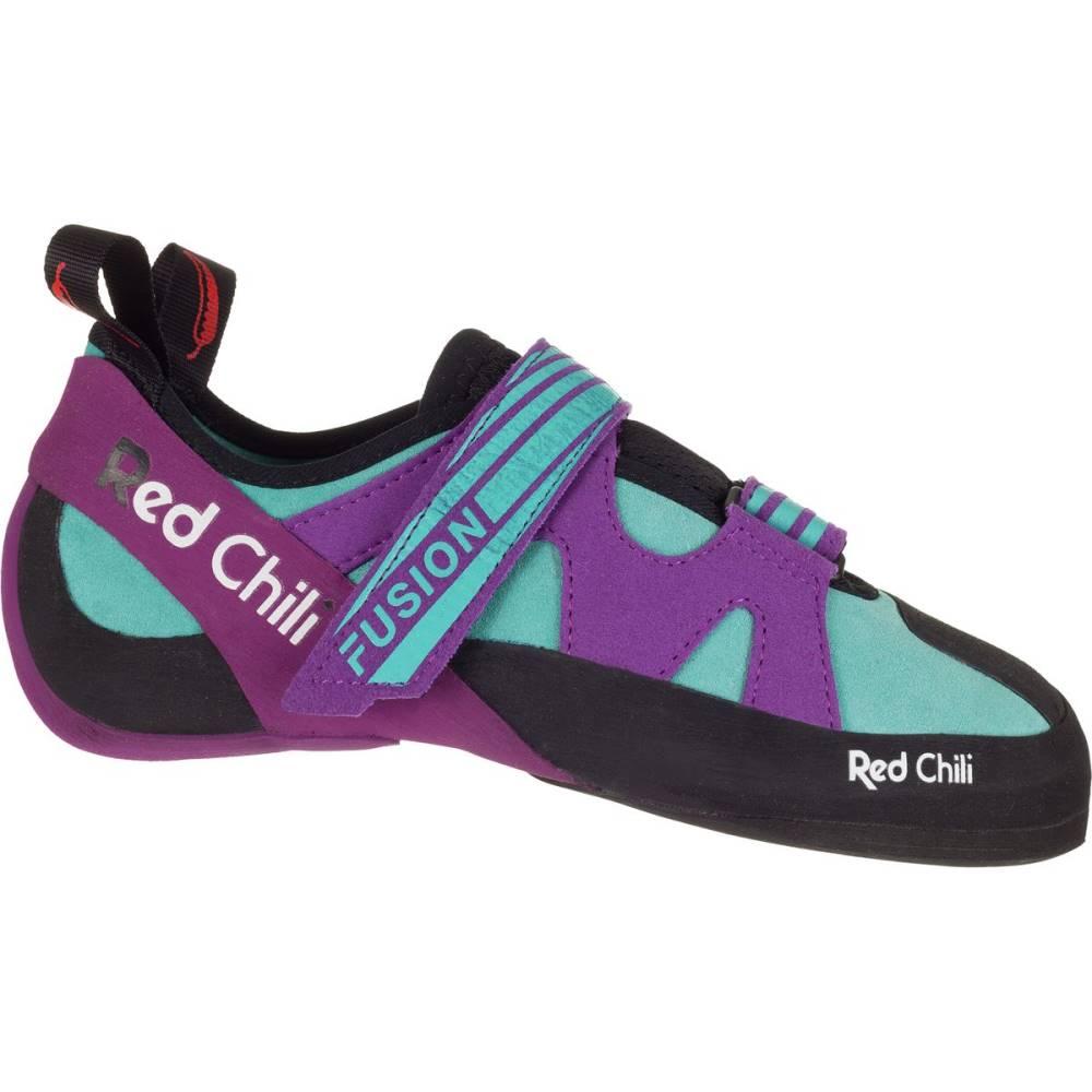 レッドチリ レディース クライミング シューズ・靴【Fusion VCR Climbing Shoe】One Color
