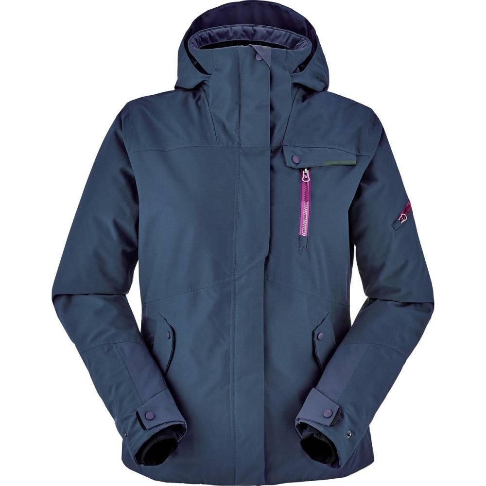 アイダー レディース スキー・スノーボード アウター【Park Slope Insulated Jacket】Dark Night