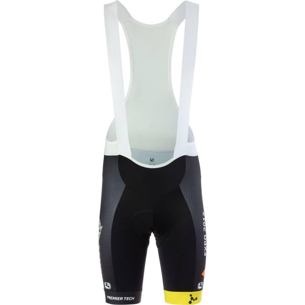ジョルダーノ メンズ 自転車 ボトムス・パンツ【Vero Pro Astana Team Bib Shorts】Astana