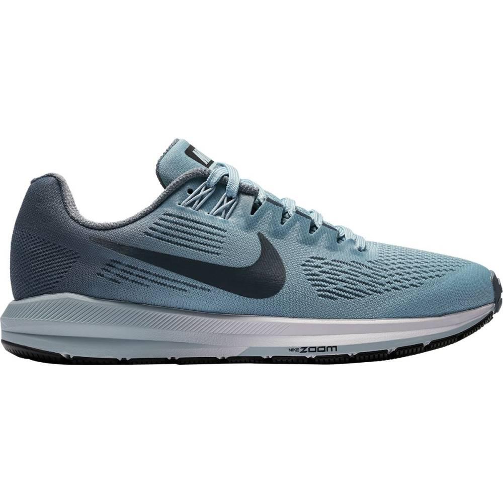 ナイキ レディース ランニング・ウォーキング シューズ・靴【Air Zoom Structure 21 Running Shoe】Armory Blue/Armory Navy-Cirrus Blue