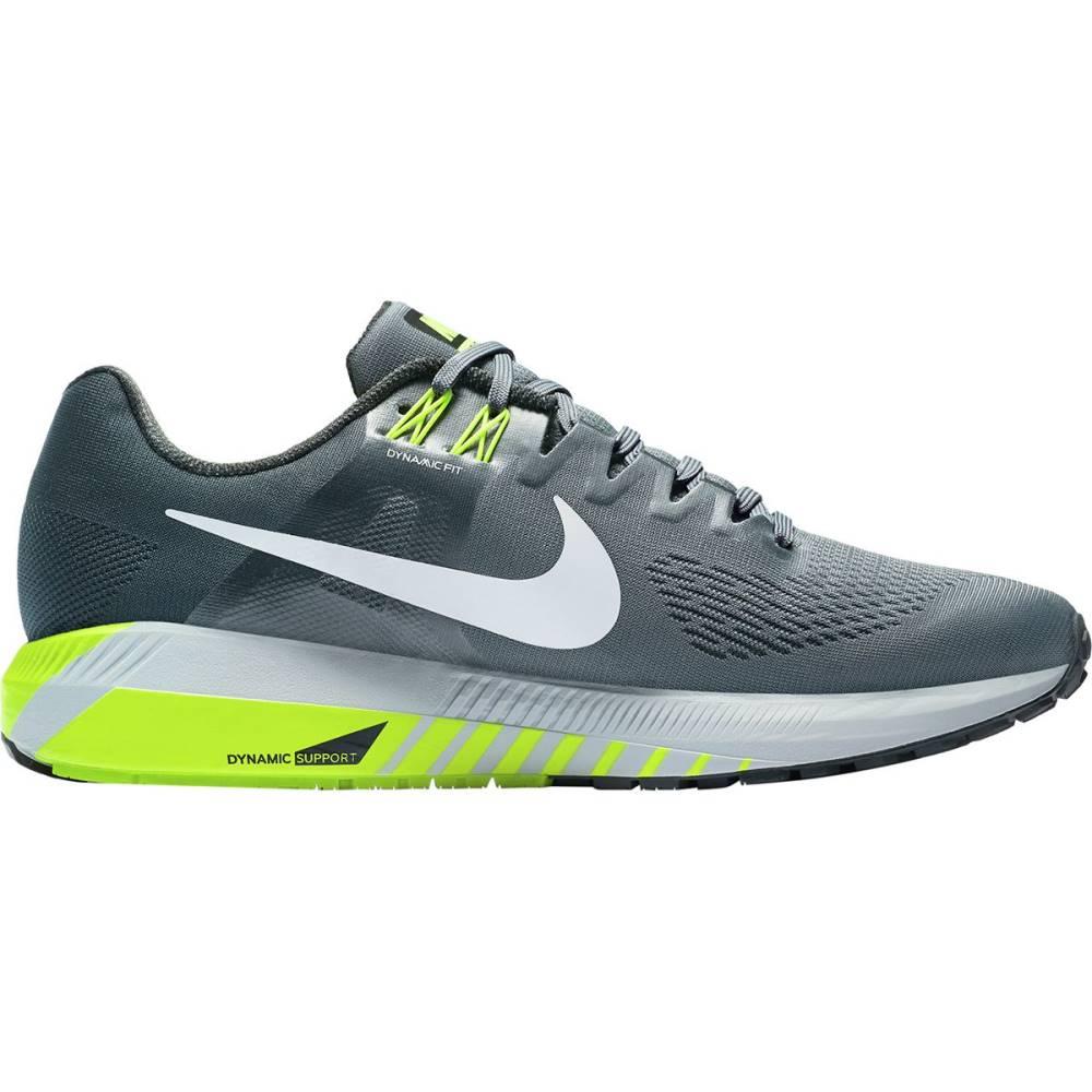 品質一番の ナイキ メンズ メンズ ランニング Running・ウォーキング シューズ・靴 ナイキ【Air Zoom Structure 21 Running Shoes】Cool Grey/White-Anthracite-Volt, REDPEPPER OFFICIAL STORE:b9a435f3 --- alumni.poornima.org