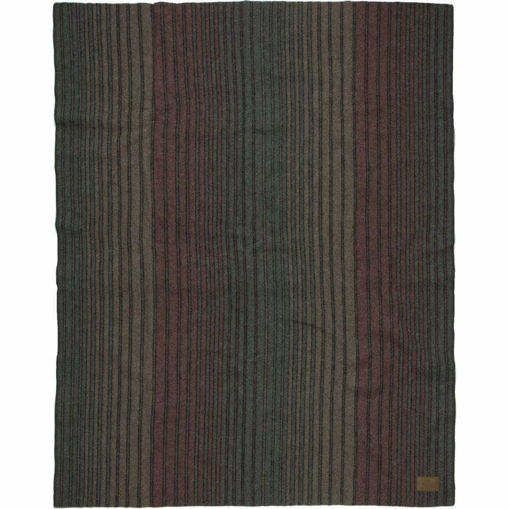 ペンドルトン レディース 雑貨【Camp Throw Blanket】Hemrich Stripe