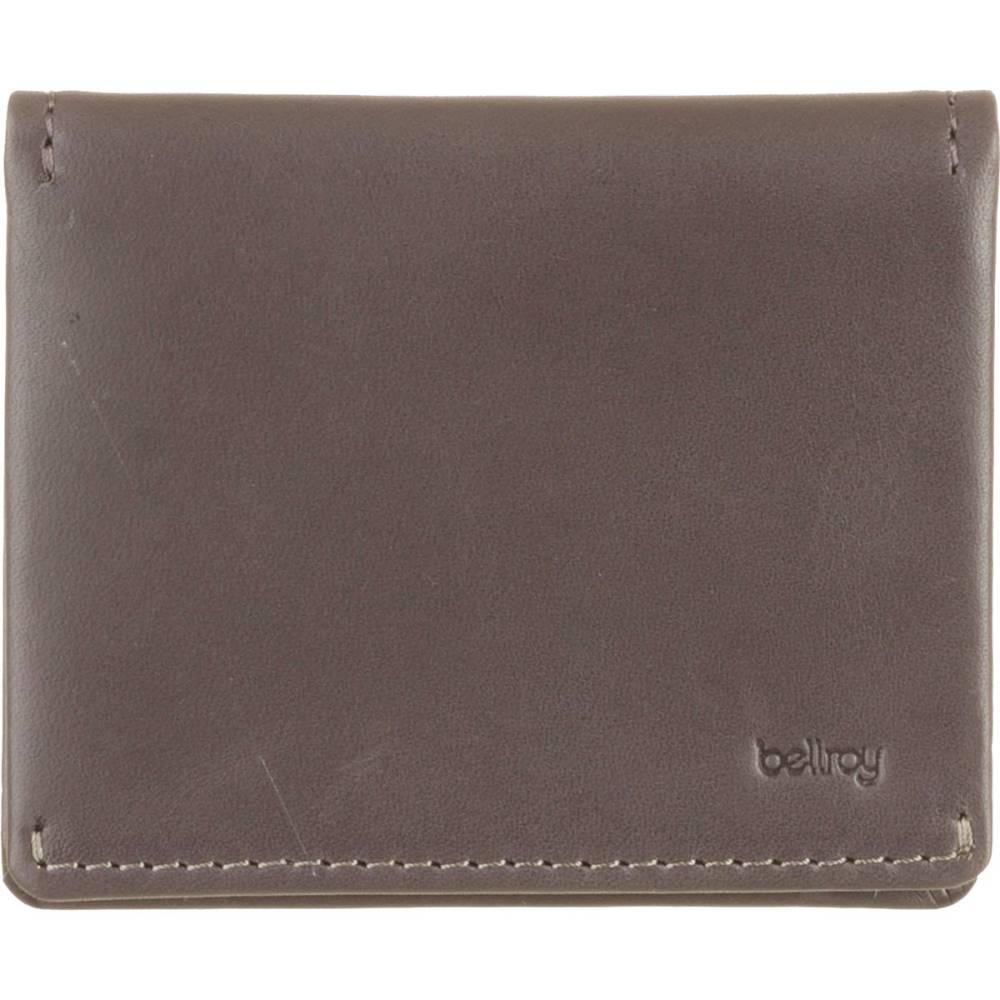 ベルロイ メンズ 財布【Slim Sleeve Bi - Fold Wallets】Charcoal