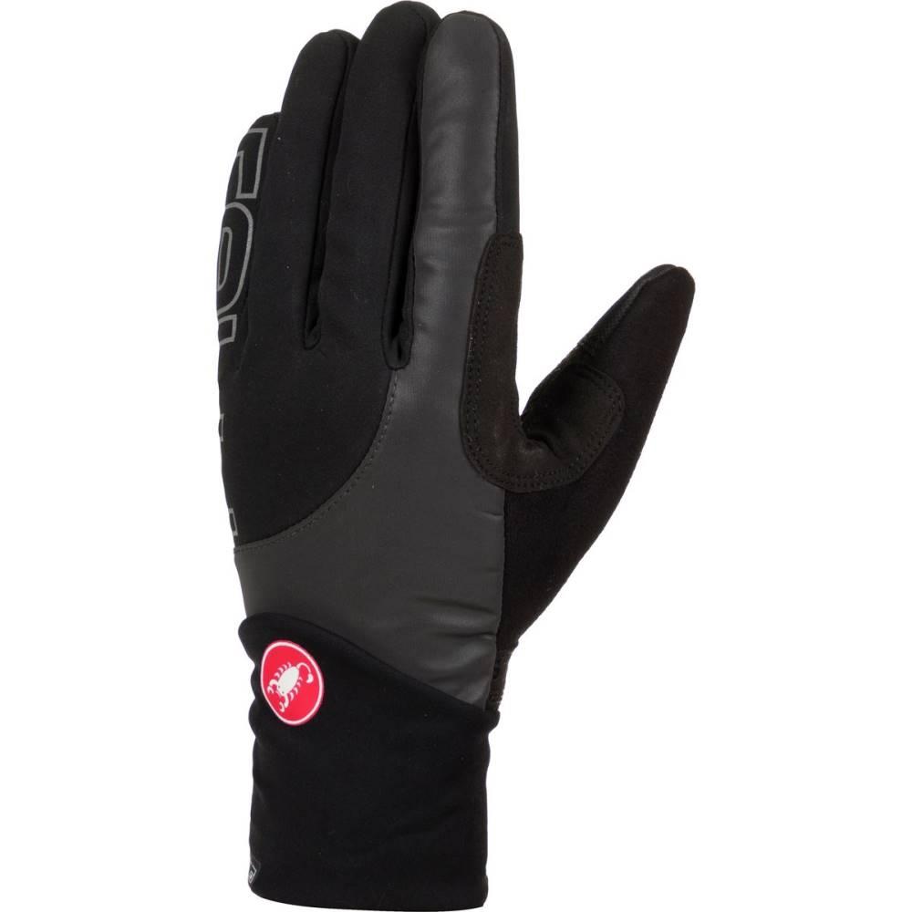 カステリ メンズ 自転車 グローブ【Tempesta 2 Glove】Black