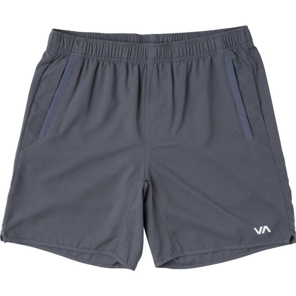 ルーカ メンズ フィットネス・トレーニング ボトムス・パンツ【Yogger III Shorts】Slate