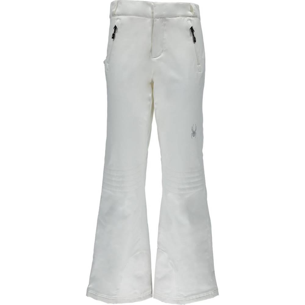 スパイダー レディース スキー・スノーボード ボトムス・パンツ【Winner Athletic Fit Pant】Marshmallow