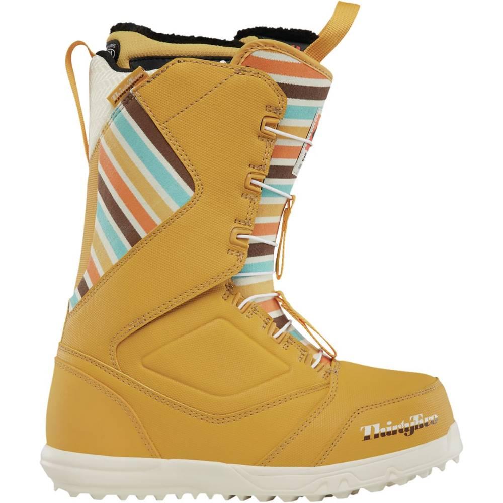 サーティーツー レディース スキー・スノーボード シューズ・靴【Zephyr FT Speedlace Snowboard Boot】Yellow