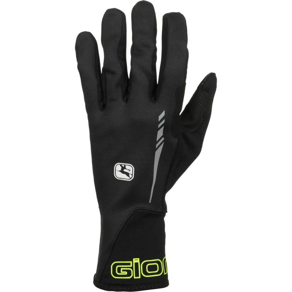 ジョルダーノ メンズ 自転車 グローブ【AV 200 Winter Glove】Black