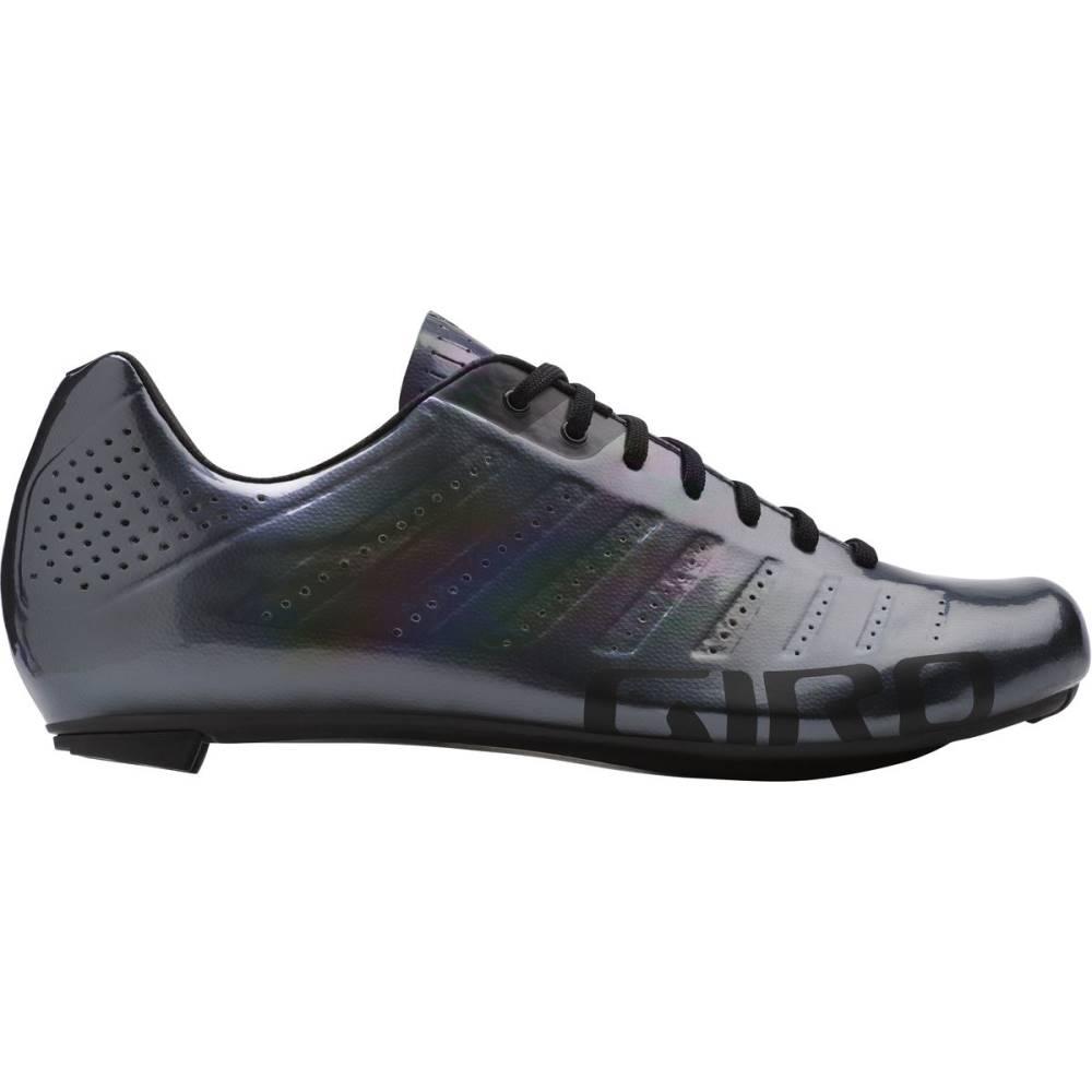ジロ メンズ 自転車 シューズ・靴【Empire SLX Shoes】Metallic Charcoal