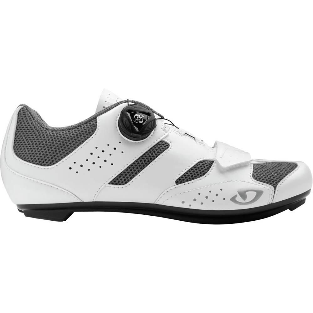 ジロ レディース 自転車 シューズ・靴【Savix Shoe】White/Titanium