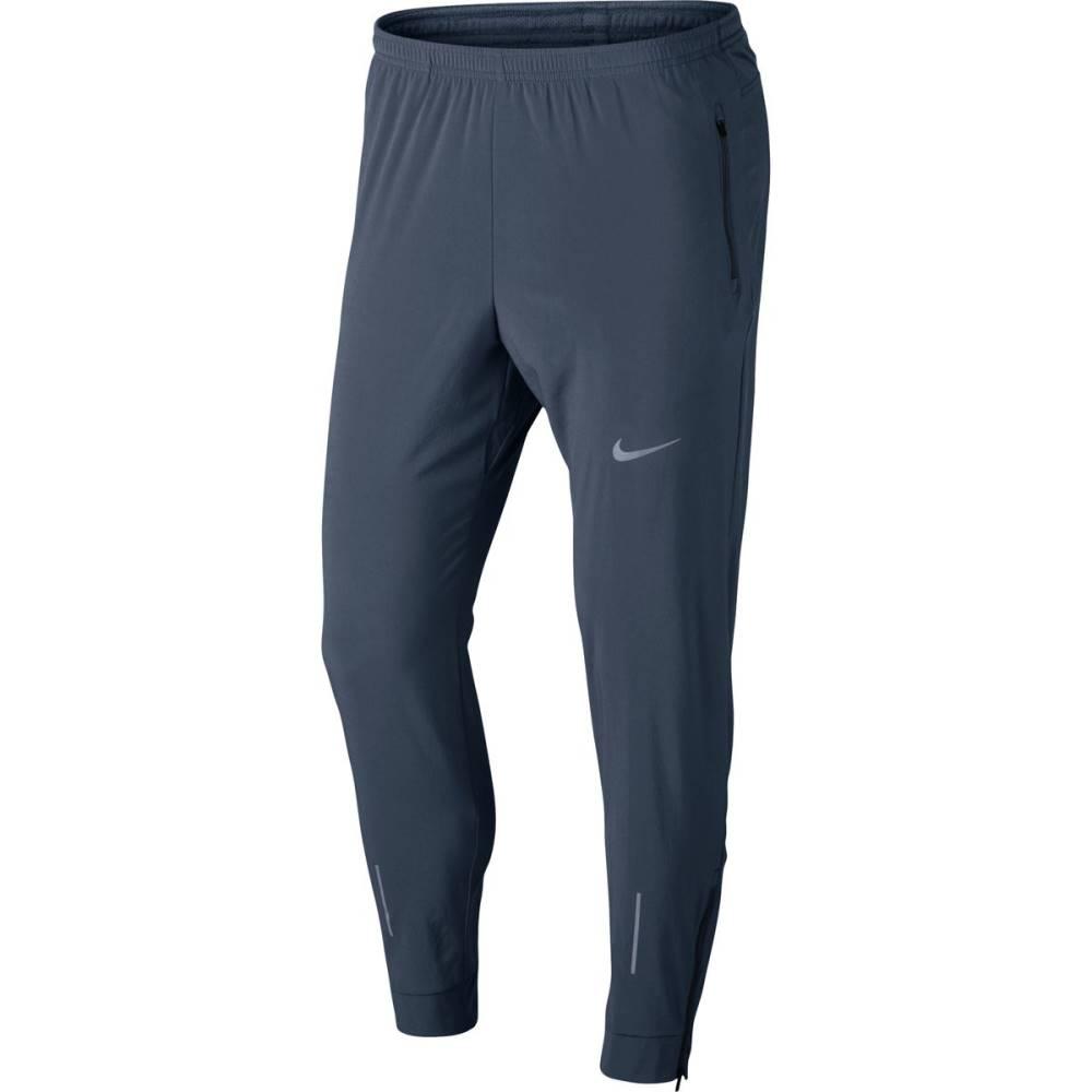 ナイキ メンズ フィットネス・トレーニング ボトムス・パンツ【Flex Essential Woven Running Pants】Thunder Blue
