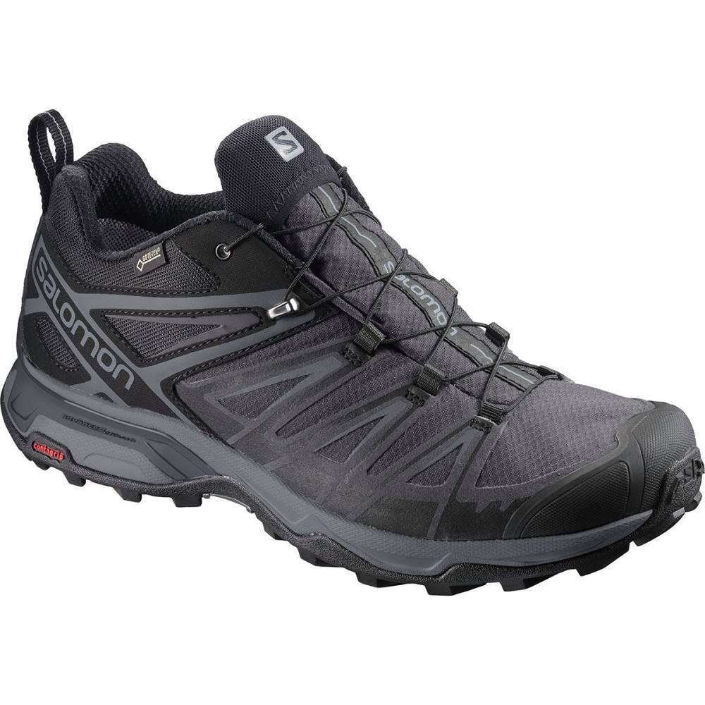 サロモン メンズ ハイキング・登山 シューズ・靴【X Ultra 3 GTX Hiking Shoes】Black/Magnet/Quiet Shade