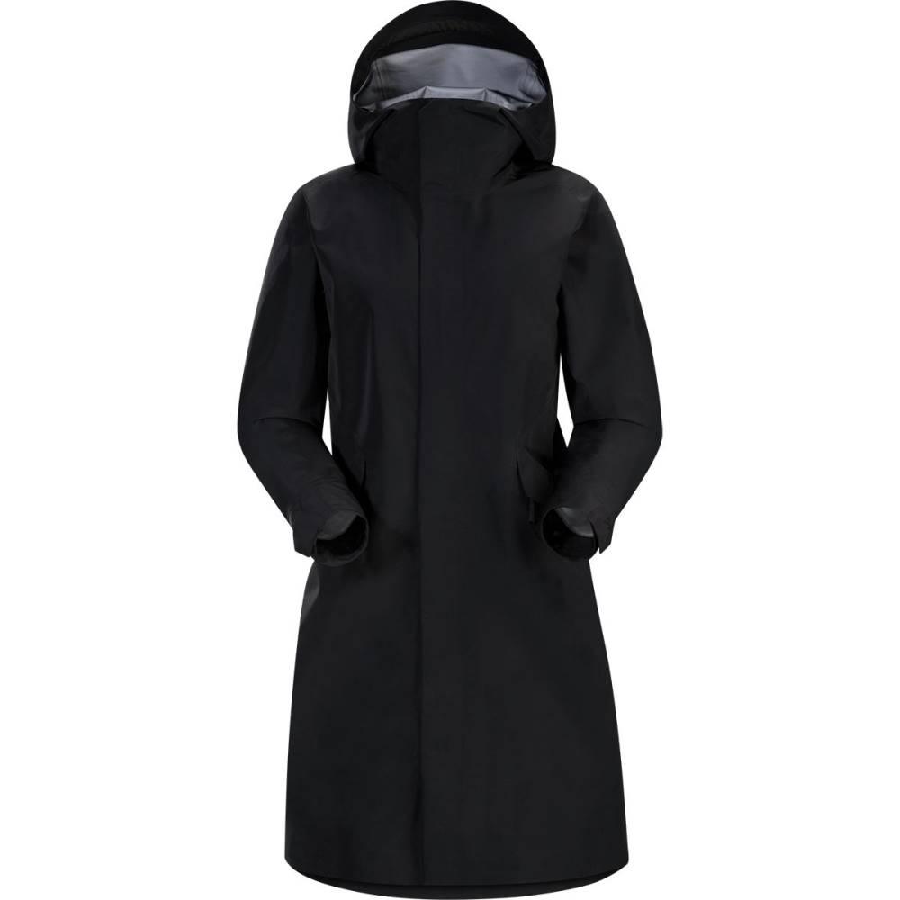 アークテリクス レディース アウター レインコート【Andra Coat】Black