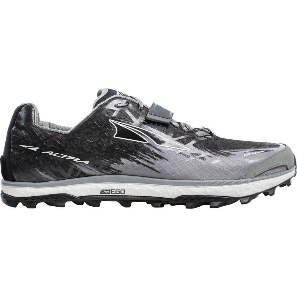アルトラ レディース ランニング・ウォーキング シューズ・靴【King MT Trail Running Shoe】Black