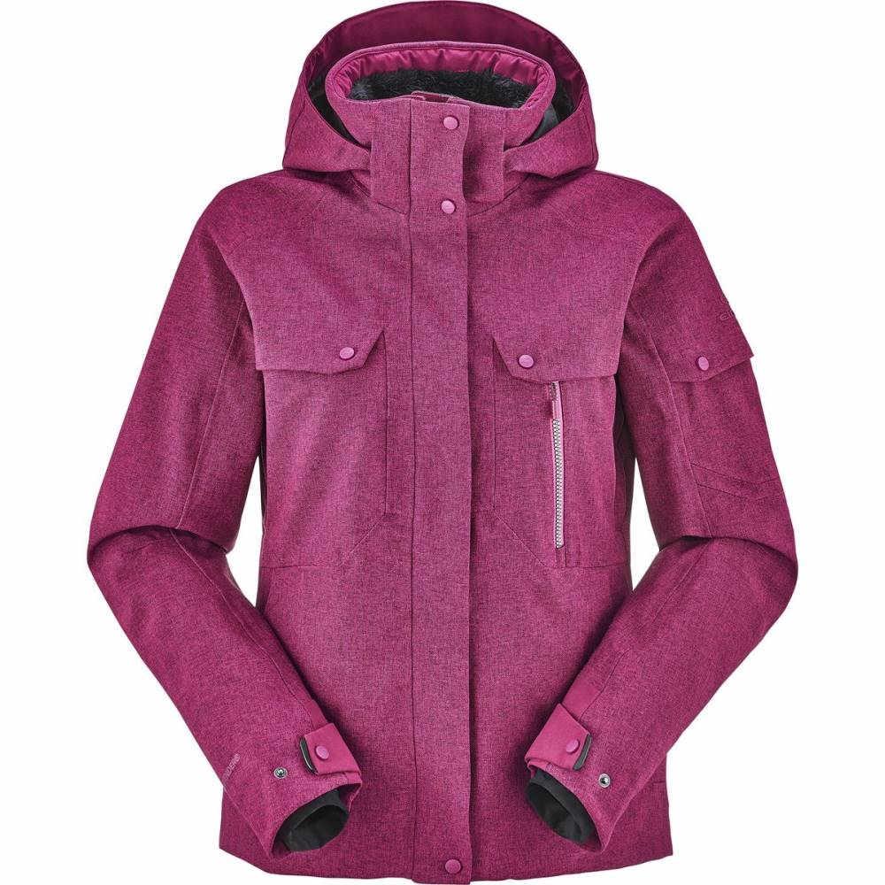 アイダー レディース スキー・スノーボード アウター【Cole Valley Jacket】Galactic Purple