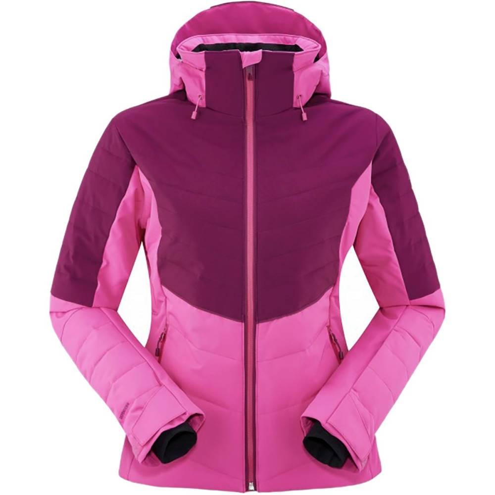 アイダー レディース スキー・スノーボード アウター【Radius Jacket】Nebula Pink/Galactic Purp