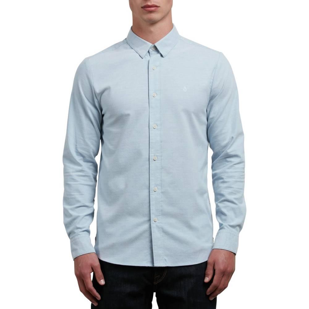 ボルコム メンズ トップス シャツ【Oxford Stretch Shirts】Wrecked Indigo