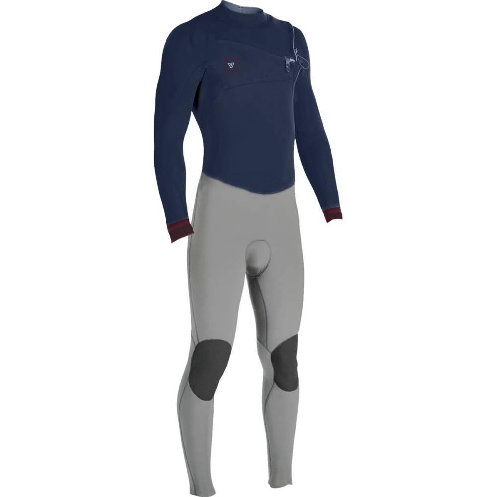 新素材新作 ヴィスラ メンズ 水着・ビーチウェア ウェットスーツ【The 7 Wetsuits】Dark Seas 7 50 Sleeve/50 3/2 Long - Sleeve Wetsuits】Dark Naval, ホウホクチョウ:183d52d5 --- totem-info.com