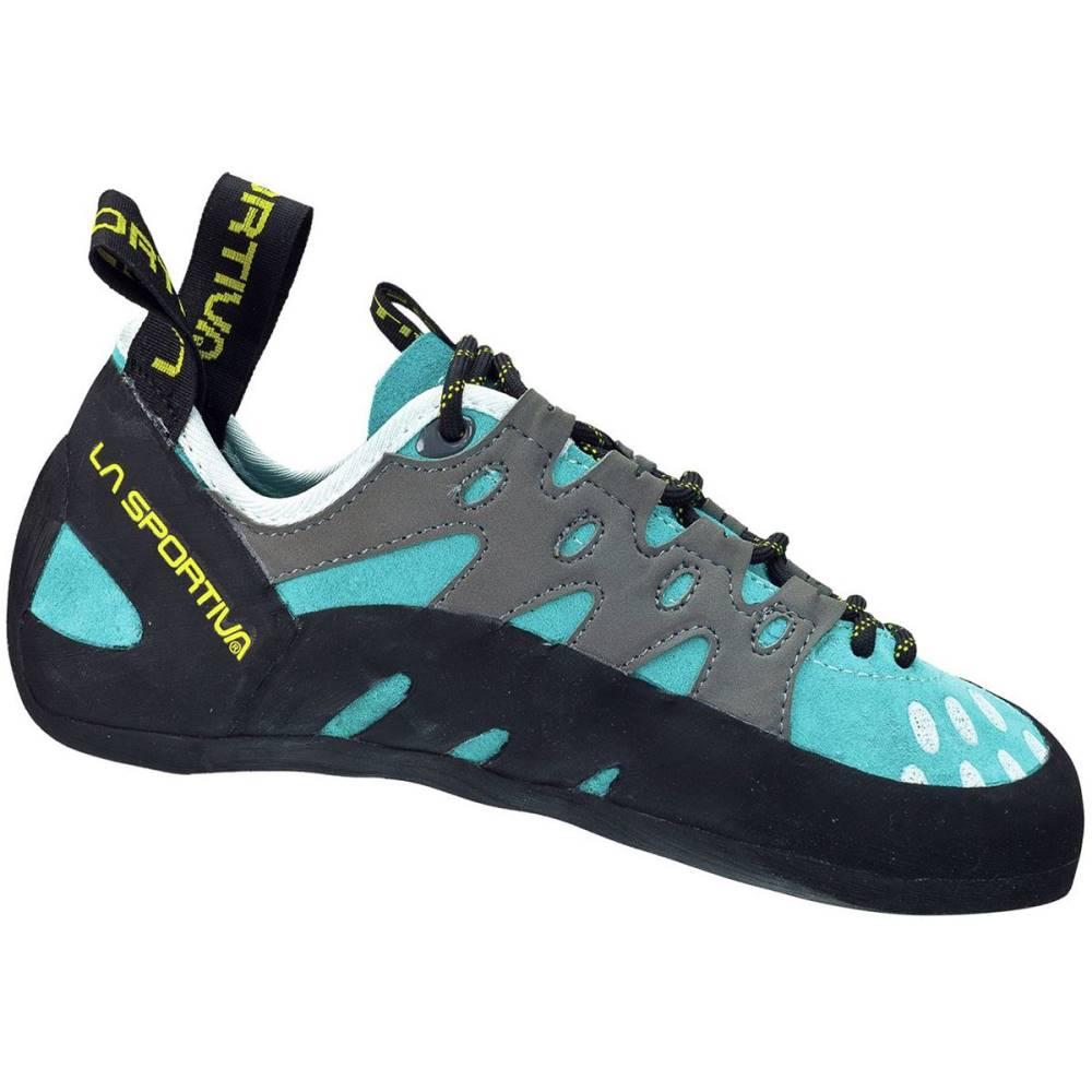 ラスポルティバ レディース クライミング シューズ・靴【Tarantulace Climbing Shoe】Turquoise