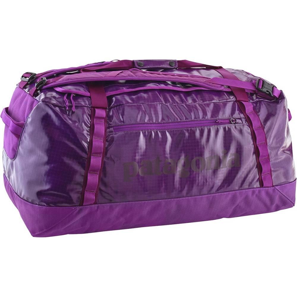 パタゴニア レディース バッグ ボストンバッグ・ダッフルバッグ【Black Hole 90L Duffel】Ikat Purple