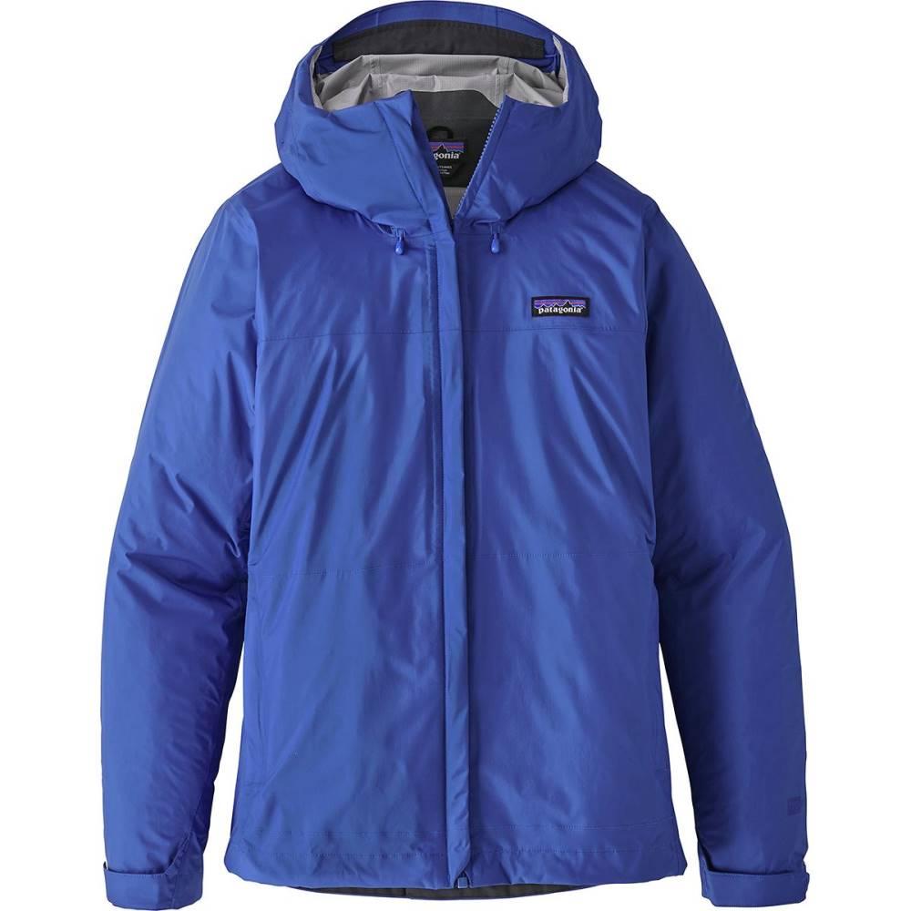 パタゴニア レディース アウター レインコート【Torrentshell Jacket】Imperial Blue