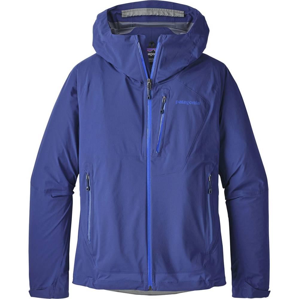 パタゴニア レディース アウター レインコート【Stretch Rainshadow Jacket】Cobalt Blue