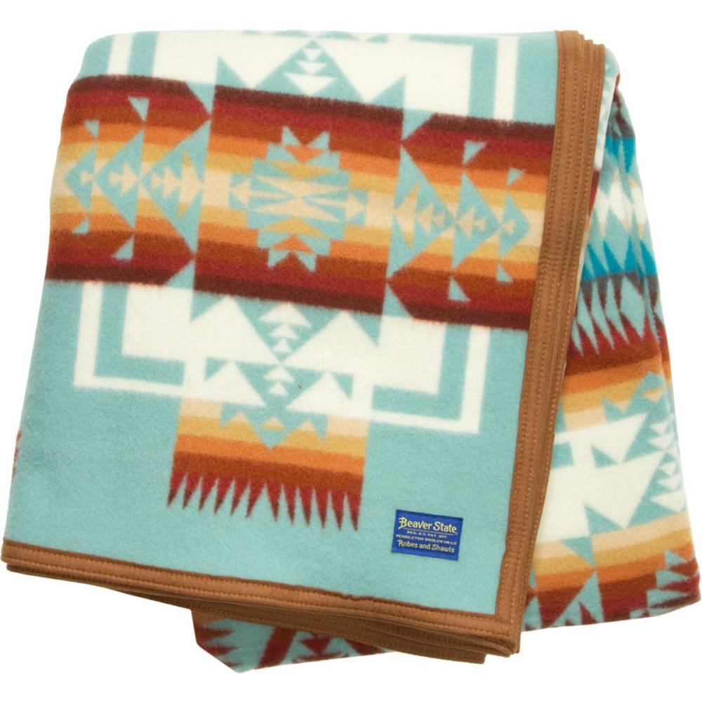 ペンドルトン レディース 雑貨【Chief Joseph Blanket】Aqua, Robe