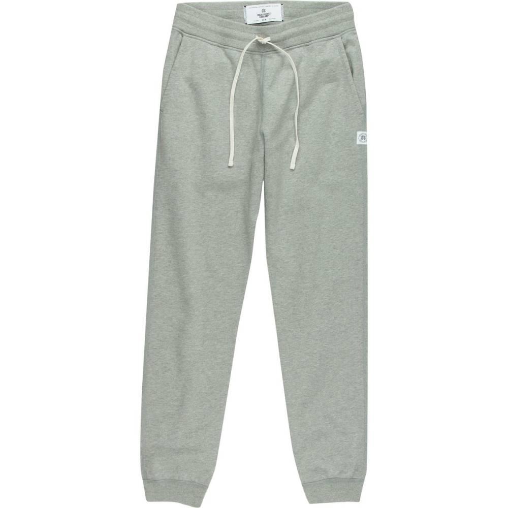 レイニングチャンプ メンズ ボトムス・パンツ スウェット・ジャージ【Slim Sweatpants】Heather Grey