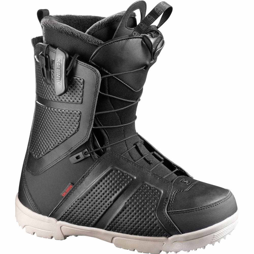 サロモン メンズ スキー・スノーボード シューズ・靴【Faction Snowboard Boots】Black