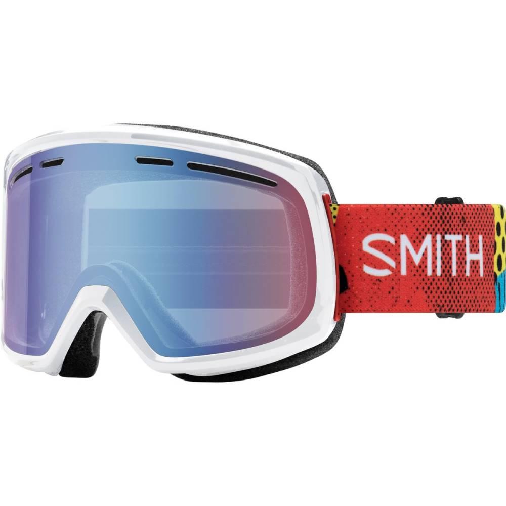 スミス メンズ スキー・スノーボード ゴーグル【Range Goggles】Burnside/Blue Sensor Mirror