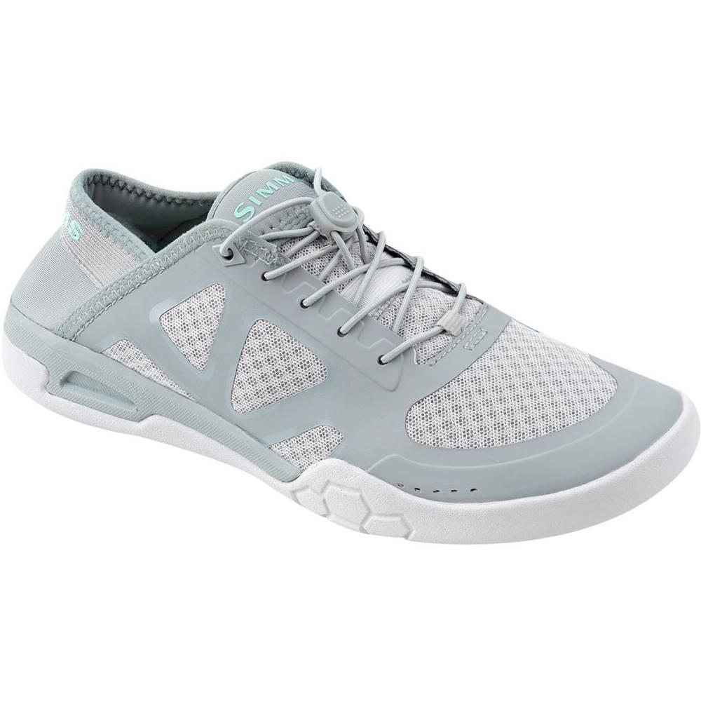 シムズ レディース 釣り・フィッシング シューズ・靴【Currents Shoe】Granite