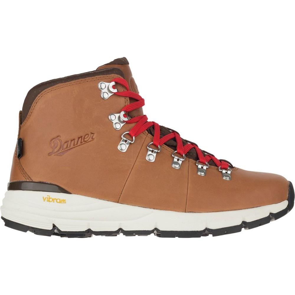 超高品質で人気の ダナー Leather Hiking メンズ ハイキング・登山 シューズ・靴【Mountain 600 Boots】Saddle Full Grain Leather Hiking Boots】Saddle Tan, FOREST STONE:713619ce --- hortafacil.dominiotemporario.com