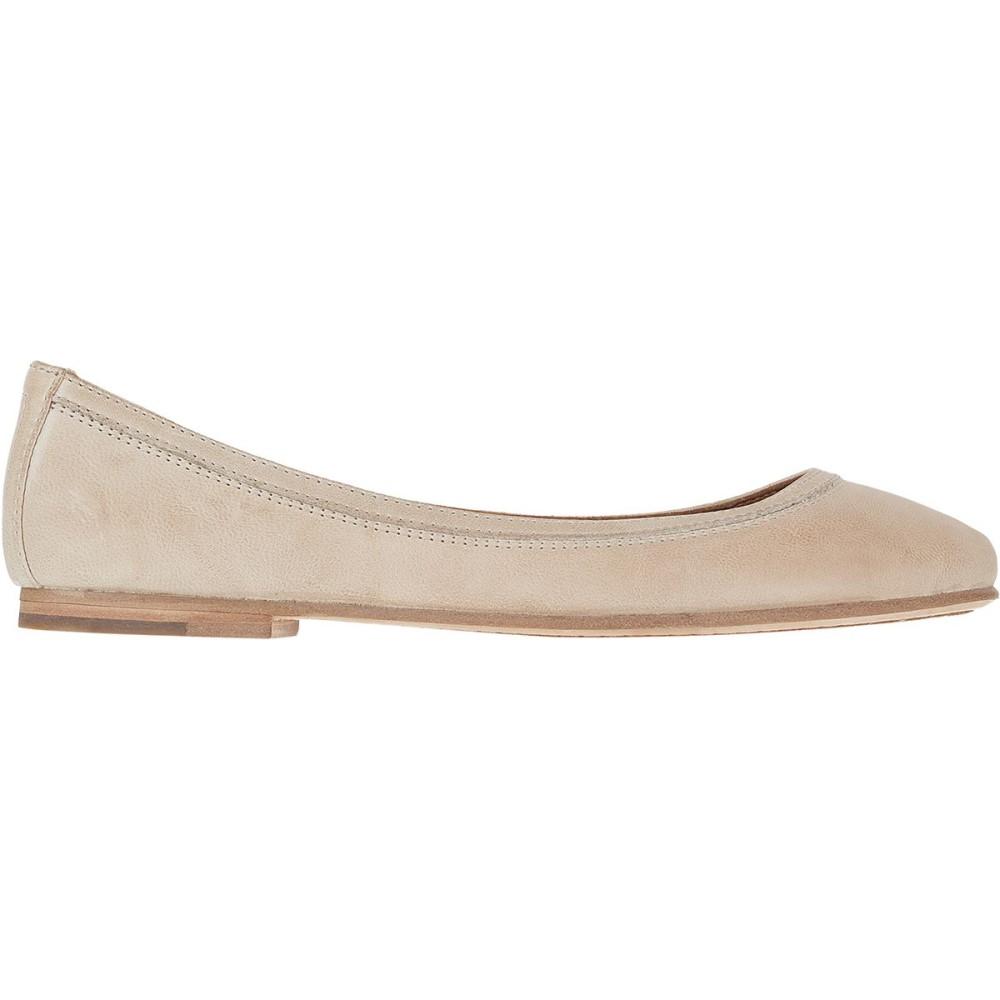 フライ レディース シューズ・靴【Carson Ballet Shoe】Cream